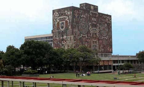 Becas de posdoctorado en la UNAM